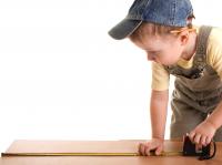 Aménagement des espaces de jeux pour les 3/6 ans