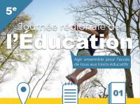 """""""Agir ensemble pour l'accès de tous aux loisirs éducatifs"""" 5ème journée régionale de l'éducation"""