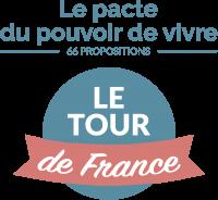 Tour de France Pacte du Pouvoir de Vivre